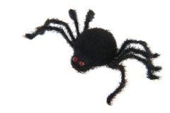 Schwarze Spinne Lizenzfreies Stockbild