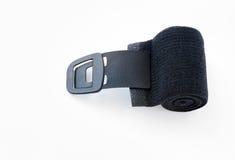 Schwarze Sport-Verpackung mit Klipp-Schließung Lizenzfreie Stockfotos