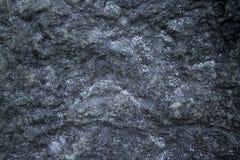 Schwarze Steinbeschaffenheit Stockbild
