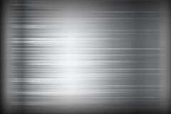 Schwarze und graue Hintergrundbeschaffenheits-Vektorillustration des dunklen Chroms vektor abbildung