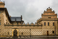 Schwarzenberg palace Stock Photography