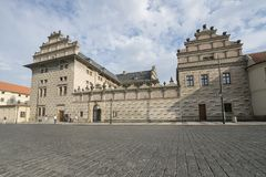 Free Schwarzenberg Palace In Prague Stock Photography - 118149962