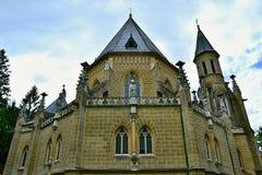 Schwarzenberg sepulcher in Trebon Royalty Free Stock Images