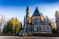 Free Schwarzenberg Tomb In Domanin By Trebon, Czech Republic Stock Photos - 106635843