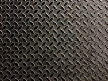 Schwarzer Blechtafelbeschaffenheitshintergrund Lizenzfreie Stockbilder