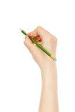 Schwarzer Bleistift Lizenzfreie Stockfotografie