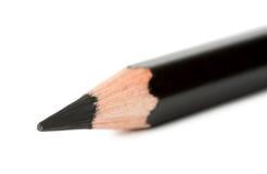 Schwarzer Bleistift Stockfotos