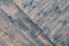 Schwarzer Bretterzaun des Hartholzes Hintergrund, Beschaffenheit Lizenzfreies Stockbild