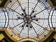 Schwarzer Eagle Dome lizenzfreies stockbild