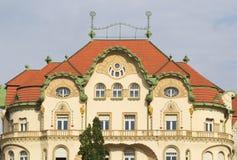Schwarzer Eagle Palace Stockbild