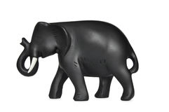 Schwarzer Elefant Lizenzfreie Stockbilder