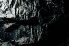Schwarzer Entlastungshintergrund stockfotos