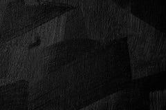 Schwarzer Farbensegeltuch-Beschaffenheitshintergrund Stockbilder