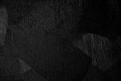 Schwarzer Farbensegeltuch-Beschaffenheitshintergrund Lizenzfreies Stockbild