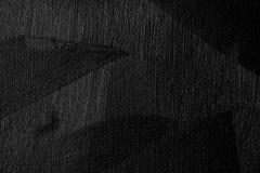 Schwarzer Farbensegeltuch-Beschaffenheitshintergrund Lizenzfreie Stockfotografie