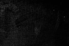 Schwarzer Farbensegeltuch-Beschaffenheitshintergrund Lizenzfreie Stockbilder