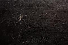 Schwarzer grunge Beschaffenheitshintergrund Lizenzfreies Stockbild