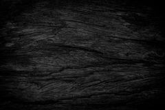 Schwarzer grunge Beschaffenheitshintergrund Hölzerne Schmutzbeschaffenheit auf Bedrängnis Lizenzfreies Stockbild