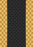 Schwarzer Hintergrund Lizenzfreies Stockfoto