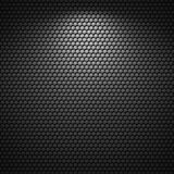 Schwarzer Hintergrund der Zellmusterbeschaffenheit stock abbildung