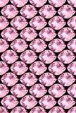 Schwarzer Hintergrund mit Diamantmuster Stockbild