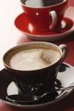 Schwarzer Kaffee Lizenzfreie Stockfotos