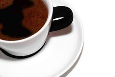 Schwarzer Kaffee. Lizenzfreie Stockbilder