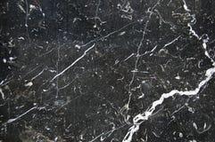 Schwarzer Marmor stockfoto