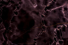 Schwarzer Marmorbeschaffenheitshintergrund Lizenzfreies Stockbild
