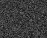 Schwarzer Schaumgummi, für Hintergründe oder Beschaffenheiten lizenzfreies stockbild