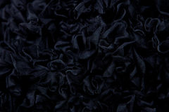 Schwarzer strukturierter Hintergrund Stockfotos