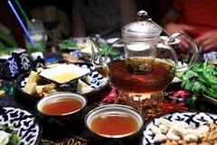 Schwarzer Tee Lizenzfreie Stockfotografie