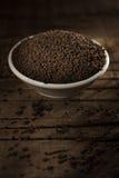 Schwarzer Tee Stockbild