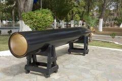 Schwarzer Torpedo Lizenzfreie Stockfotografie