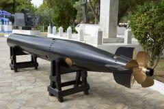 Schwarzer Torpedo Stockbilder