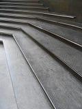 Schwarzer Treppen-Beschaffenheitshintergrund lizenzfreie stockfotografie