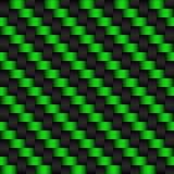Schwarzer und grüner abstrakter Hintergrund Lizenzfreie Stockfotografie