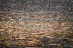 Schwarzer und orange alter hölzerner Hintergrund Lizenzfreies Stockfoto