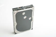 Schwarzer und silberner Desktop 3 5-Zoll-Festplatte Lizenzfreies Stockbild