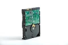 Schwarzer und silberner Desktop 3 5-Zoll-Festplatte Lizenzfreie Stockfotografie