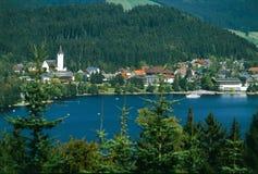 Schwarzer Wald Lizenzfreie Stockbilder