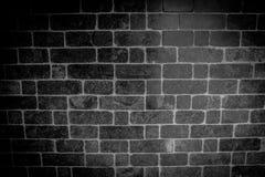 Schwarzer Ziegelstein 3 Lizenzfreies Stockbild