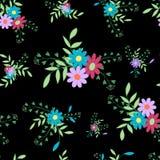 Schwarzes der Blumen 5 Lizenzfreie Stockfotografie