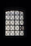 Schwarzes Fenster Lizenzfreies Stockbild