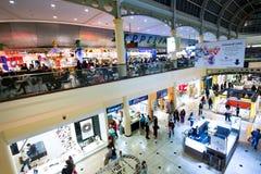 Schwarzes Freitag-Feiertags-Einkaufen Stockbild