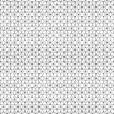 Schwarzes geometrisches Muster Stockbilder