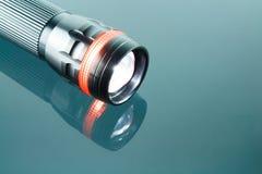 Schwarzes LED Licht der Fackel Lizenzfreies Stockfoto