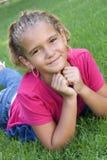 Schwarzes Mädchen Stockfoto