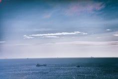 Schwarzes Meer Stockfoto