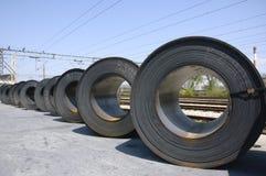 Schwarzes Metall Lizenzfreies Stockbild